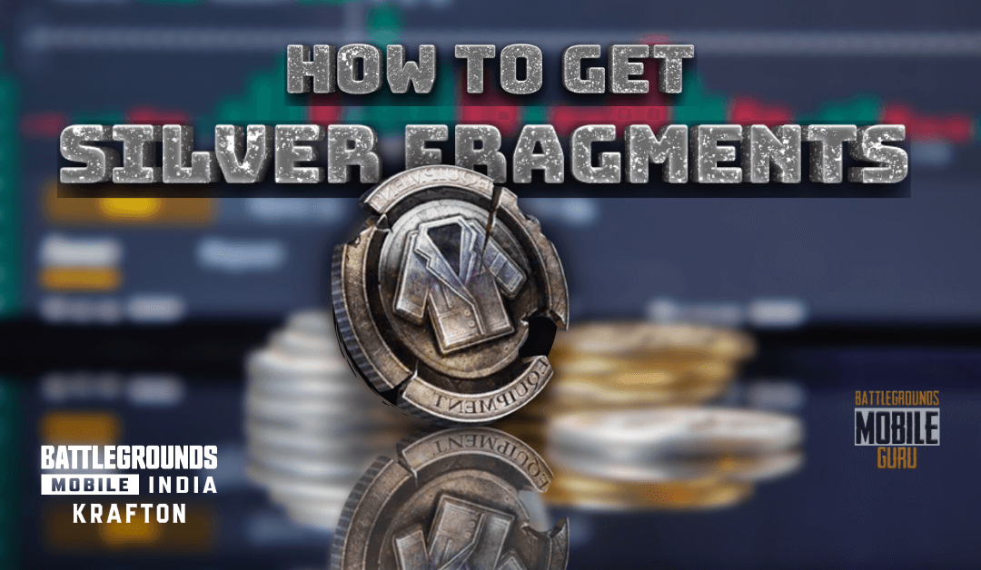 How to Get Silver Fragments in BGMI